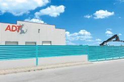 Instalación de Grupo Alonso en Murcia